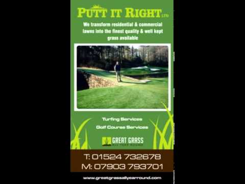 Putt It Right Limited Lawncare Services