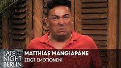 Matthias Mangiapane zeigt große Emotionen! Reality Show Master Class | Late Night Berlin | ProSieben