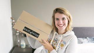 Unboxing: Beauté et Vogue Spring Summer Box
