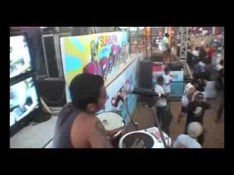 Jalebee Cartel Live@Sunburn Festival