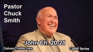 43 John 20 -21 - Pastor Chuck Smith - C2000 Series