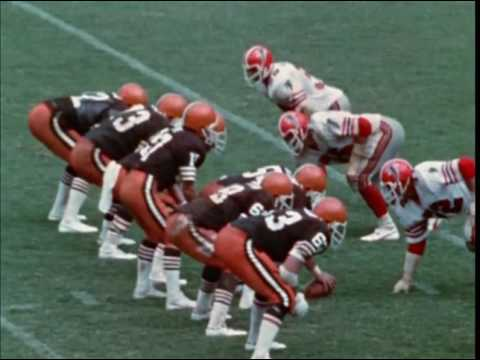 1978 Browns at Falcons Game 3