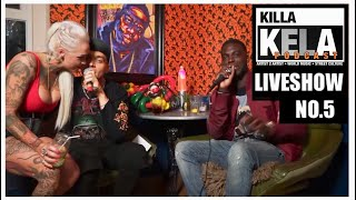 Killa Kela Livestream Liveshow episode 5 - Sept 2019