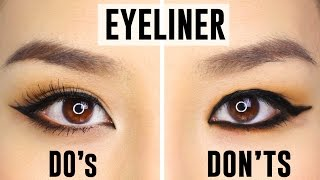 12 COMMON EYELINER MISTAKES YOU COULD BE MAKING | Do