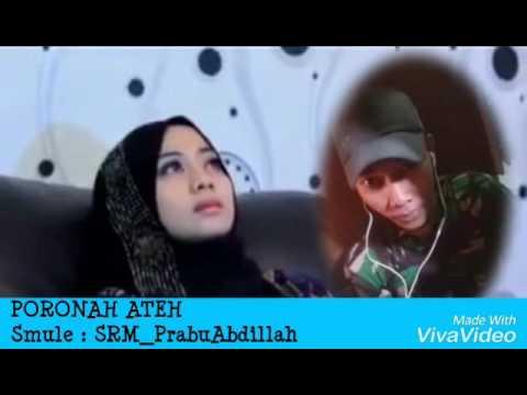 Poronah Ateh Lagu madura terfavorit vocal smule SRM_Prabuabdilah