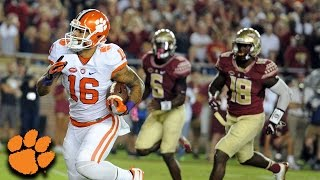 Deshaun Watson to Jordan Leggett: Clemson Game-Winning TD vs FSU
