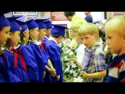 Claiborne Academy Kindergarten Graduation 2013