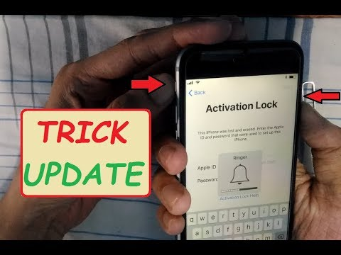 NEW METHOD TO UNLOCK AND REMOVE ICLOUD ACTIVATION LOCK 2017