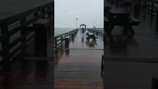 end of the pier fell down hurricane matthew 2nd avenue pier myrtle beach sc destruction