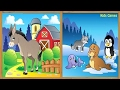Free kids game download new puzzle games for kids - animal puzzle kids toddlers - game by zaubers