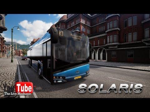 Solaris Urbino 12 - Bus Simulator 18 (Updare)  