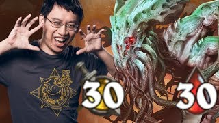 THE ANCIENT ONE Takes on Act 4! | Rise of Shadows | Hearthstone