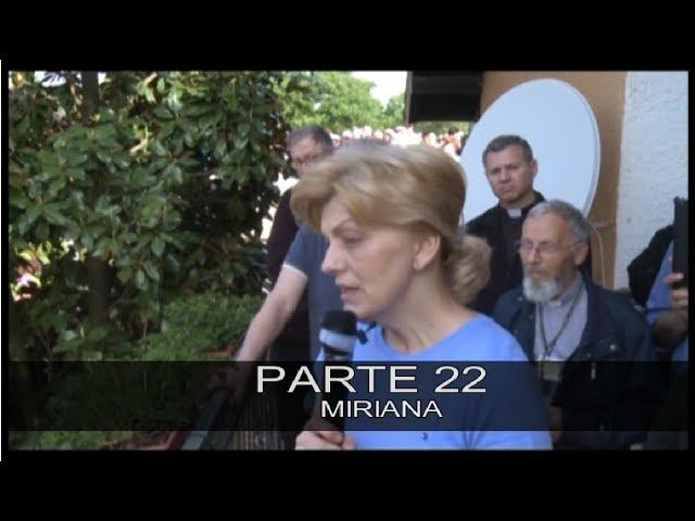 DVD MEDIUGÓRIE - APRESSAI A VOSSA CONVERSÃO - PARTE 22 - MIRIANA (Mirjana)