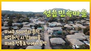 [주왁주왁제주] 성읍민속마을