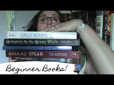 376. Books for Beginner Witches and Tarot Readers!
