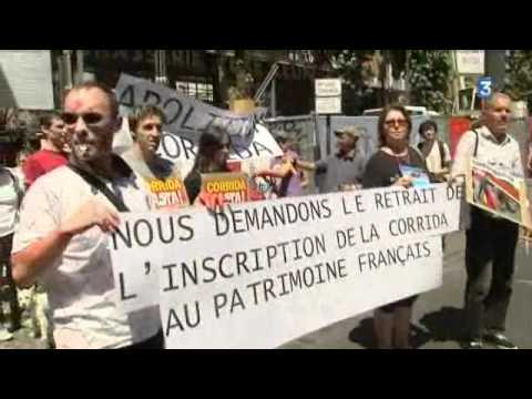 Anticorrida 28 Mai 2011 Toulouse.wmv