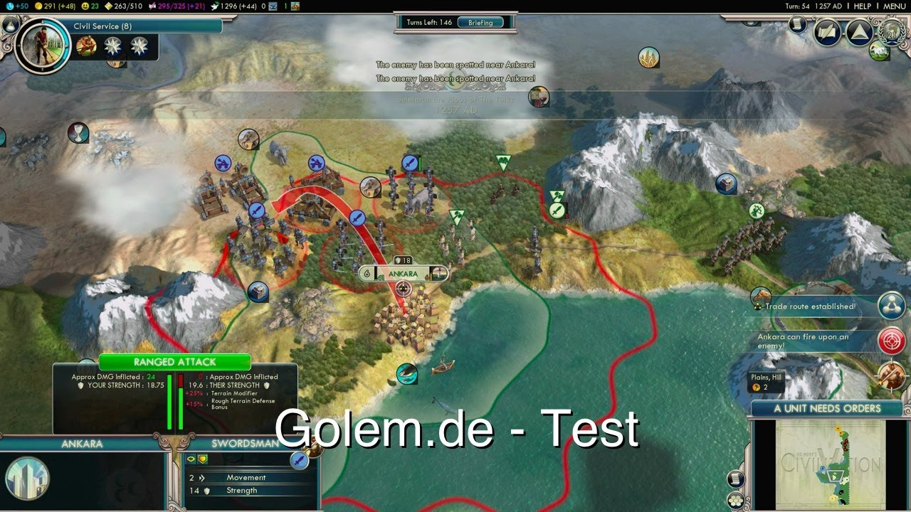 civilization 5 gods and kings manual