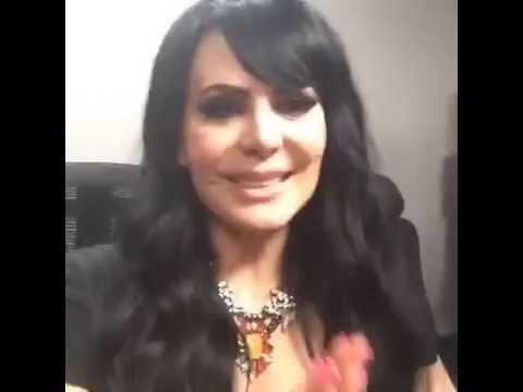 Maribel Guardia Facebook Live 08/07/2016