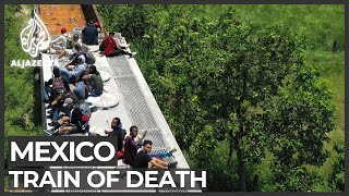 Mexico's train of death