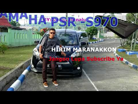 HIRIM MARANAKKON(Karaoke  Batak Versi  Keyboard)