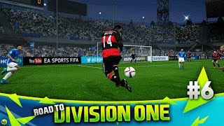 Fifa 16 (ultimate team) | road to division one | #6 | yannick bolasie