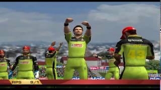 EA Sports Cricket 17#Ipl 2017●RPS Vs RCB●Royal Challengers Bangalore Vs Rising Pune Supergiants
