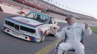 Happy 80th Birthday Brian Redman from BMW NA.