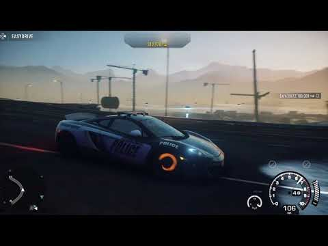 Need for Speed (being on pursuit)