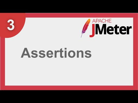 JMeter Beginner Tutorial 3 - How to use Assertions