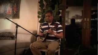 Dil Apna Aur Preet Parayee on Mandolin