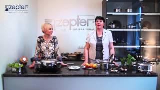 Буженина. Рецепт приготовления в посуде Zepter.