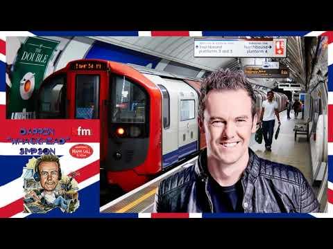 Whackhead Simpson - London Underground Reaction Pranks