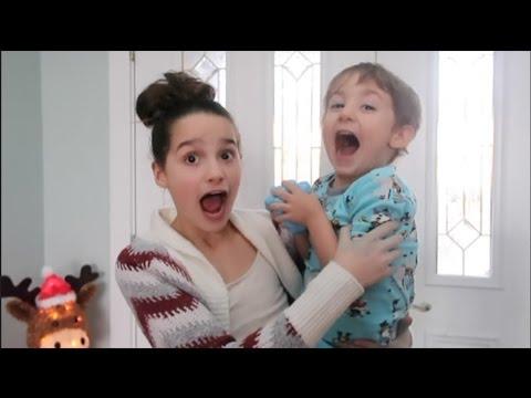 Babysitting and Christmas Parties! (WK 312.3)   Bratayley