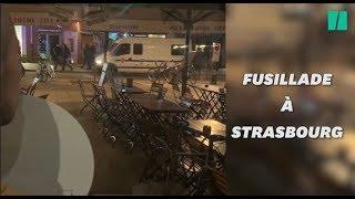 Le centre-ville de Strasbourg bouclé après la fusillade
