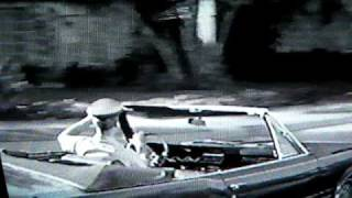 I Dream of Jeannie 1965 Pontiac GTO Opening Scene