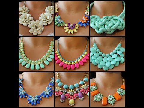 DIY - Making your necklace longer ( For Drag queens or plus size girls)