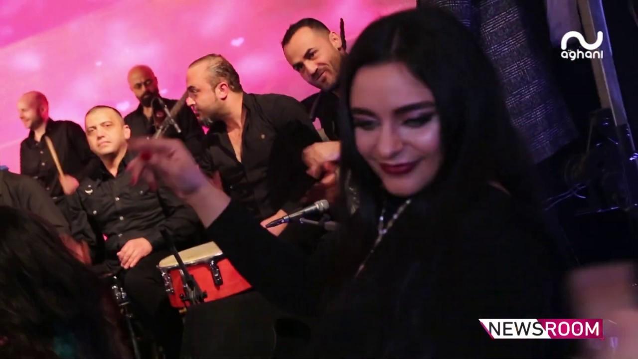 حفلات عيد الحب: زياد برجي: أغنية