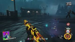 Call of Duty : Infinite Warfare Zombies Rave In The RedWoods Scene 102