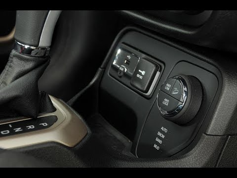 Jeep RENEGADE Full New DESIGN ''INTERIOR' -'autocars news-Finnaly compact