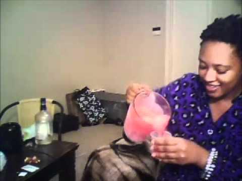 JOLLY RANCHER FROZEN MIX DRINK (ALCOHOL)