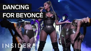 What It Takes To Become A Backup Dancer For Beyoncé, According To Her Choreographer