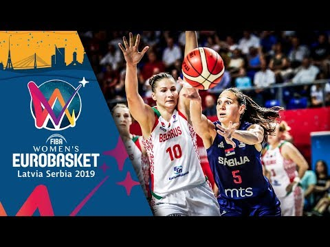 Belarus v Serbia - Highlights - FIBA EuroBasket Women 2019
