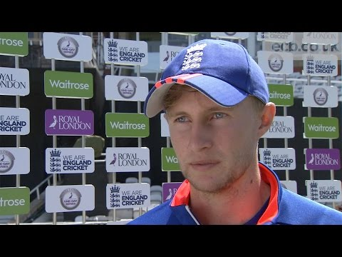 Joe Root exclusive interview ahead of Oval ODI v New Zealand