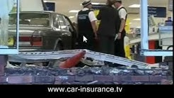 Classic Car Insurance - Rolls Royce Classic crashes into Supermarket!