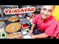 Breakfast at Banke Bihari Temple Market   Mathura Vrindavan Food