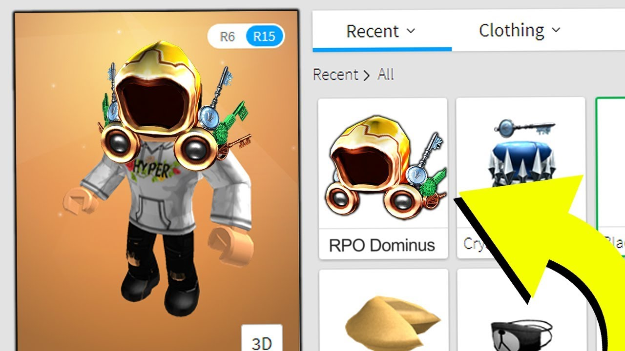 This Leads To The New Golden Dominus Roblox Ready Player One Event Youtube