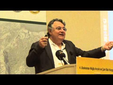 Türkiye'de arıcılık: Muhsin Dogaroglu at APISLAVIA, Oludeniz, Turkey  2014, part-01