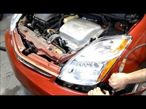 Hv Water Pump Replacement 2007 Toyota Prius