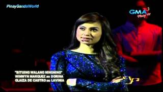 "Party Pilipinas [ORIG] - VOX ""Julie Anne San Jose - Bituing Walang Ningning"" = 2/24/13"