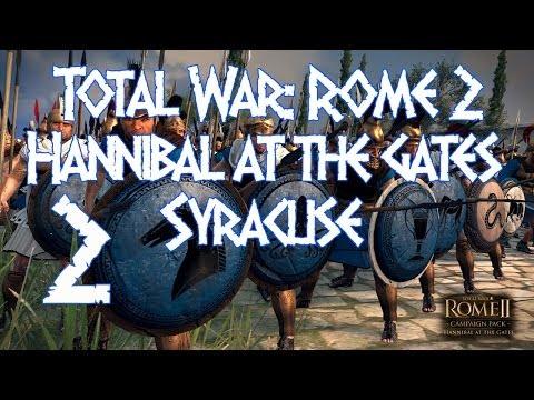 [2] Rome 2 - Hannibal at the Gates: Syracuse (VH) - Garamantia's Doom